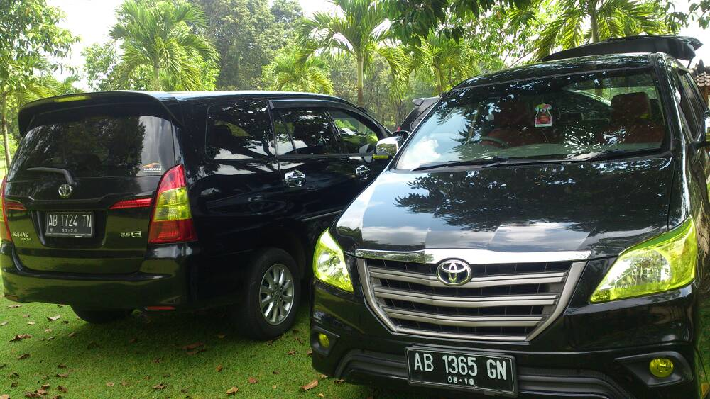Sewa Mobil di Jogja - Order Keluar Kota Ok - Tarif Ok di toko CV Menara Jogja Tour dan Transport daerah Yogyakarta, DI Yogyakarta - Sewa menyewa jadi lebih mudah di Spotsewa