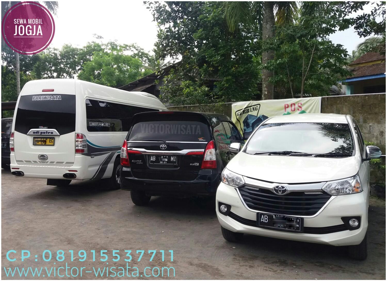 Mobil Wisata di Jogja Include Mobil+Sopir+BBM | VICTOR WISATA - Sewa menyewa jadi lebih mudah di Spotsewa