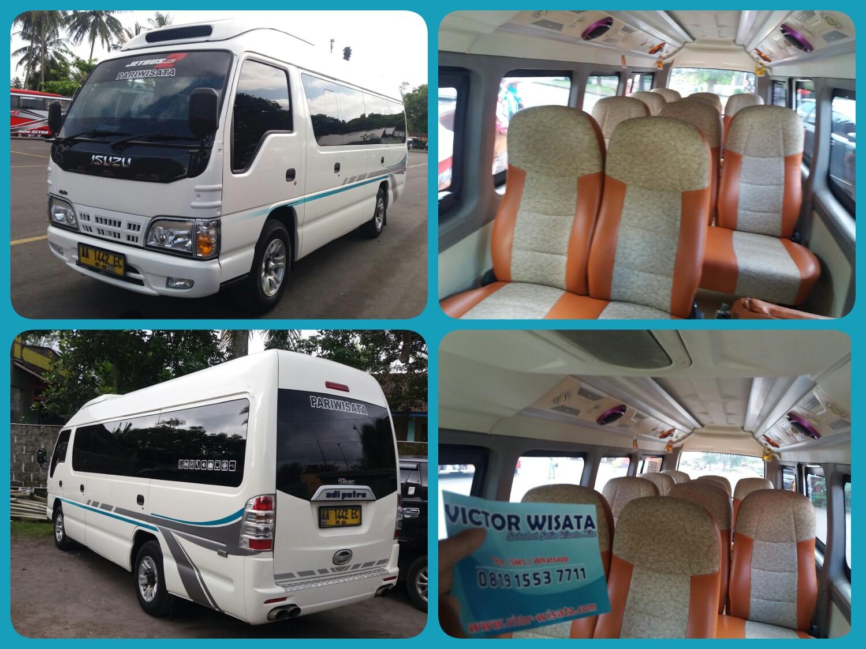 ELF HIACE Bus Pariwisata Di Jogja Victor Wisata | VICTOR WISATA - Sewa menyewa jadi lebih mudah di Spotsewa