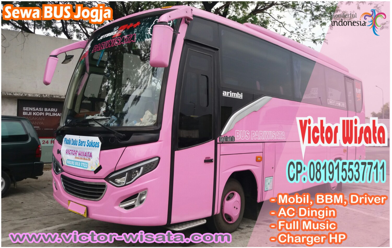 Bus pariwisata Jogja - ELF - HIACE Murah | VICTOR WISATA - Sewa menyewa jadi lebih mudah di Spotsewa