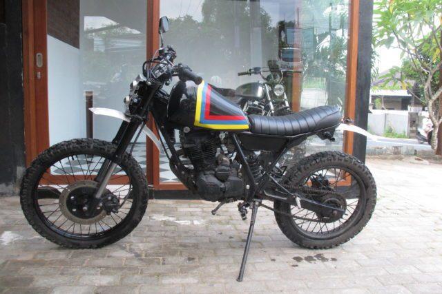 Viva 200cc Tracker Motor Custom | Island Motorcycles - Sewa menyewa jadi lebih mudah di Spotsewa