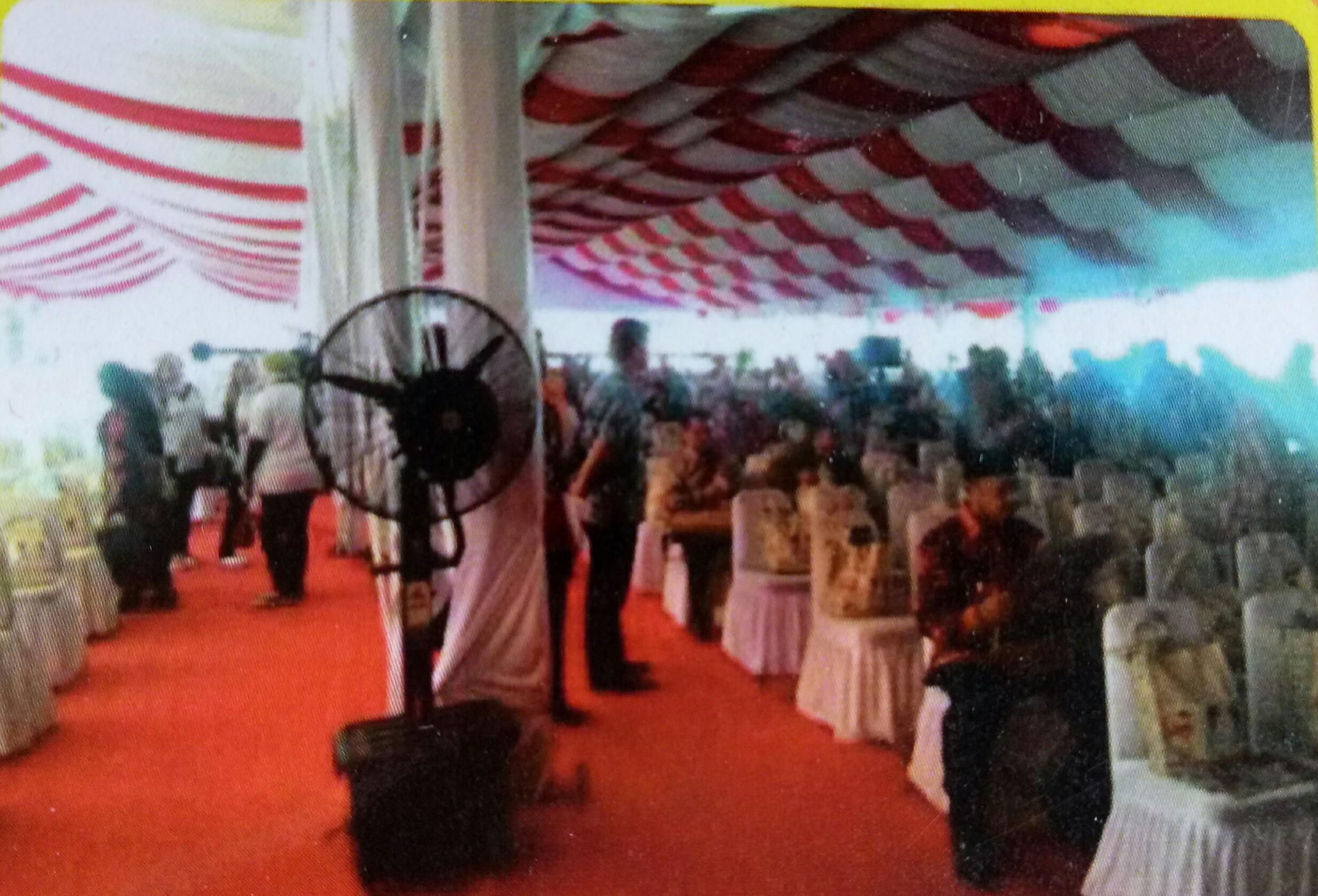 Sewa kipas air  / misty fan di toko Amanah Rental daerah Bogor, Jawa Barat - Sewa menyewa jadi lebih mudah di Spotsewa