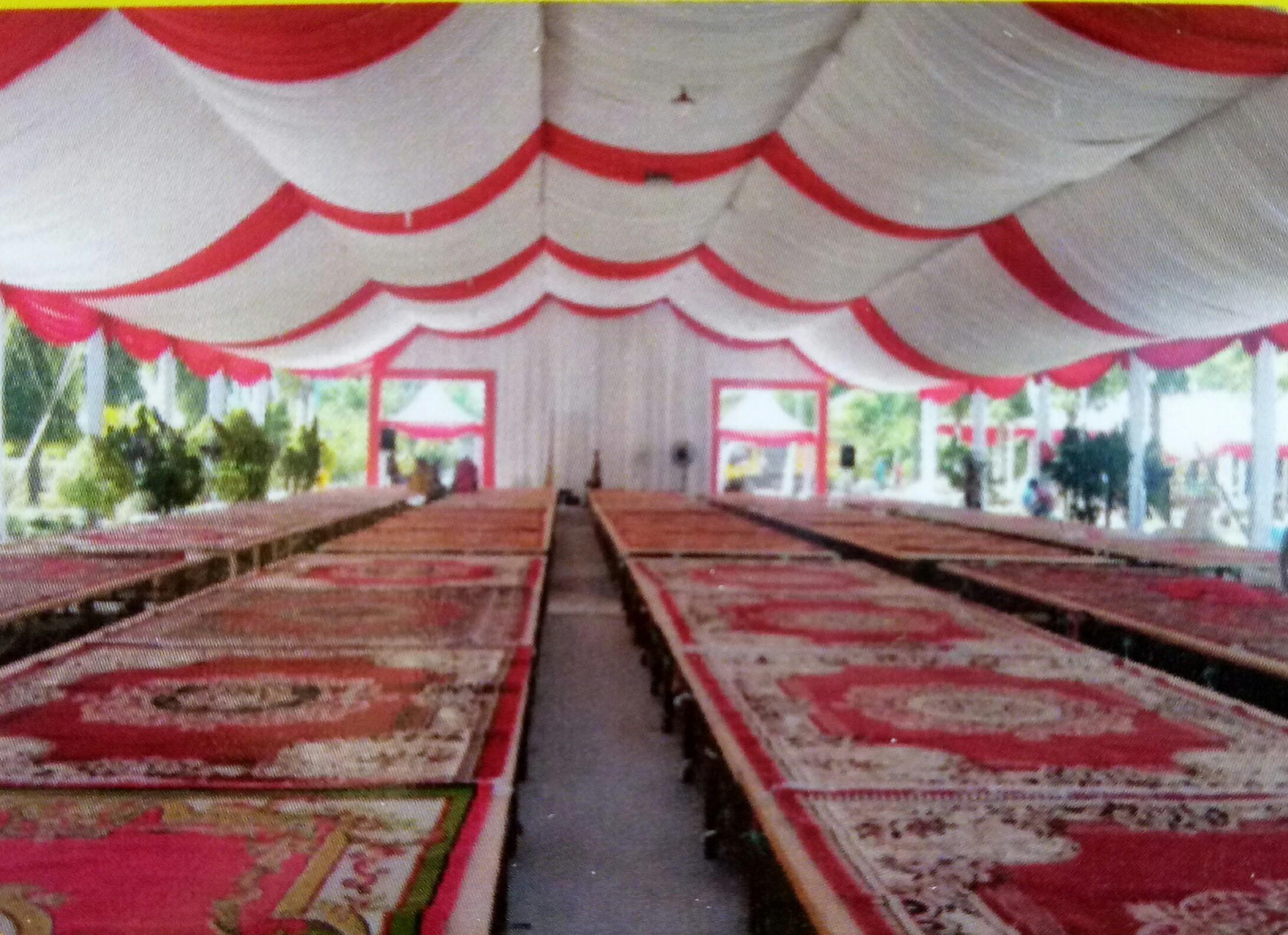 tenda dekorasi-tenda plafon-tenda sarnavil  | Amanah Rental - Sewa menyewa jadi lebih mudah di Spotsewa