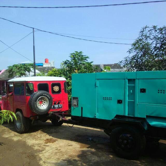 Sewa Genset 60 KVA - Genset 80 KVA - Genset 100 KVA - G di toko Amanah Rental daerah Bogor, Jawa Barat - Sewa menyewa jadi lebih mudah di Spotsewa
