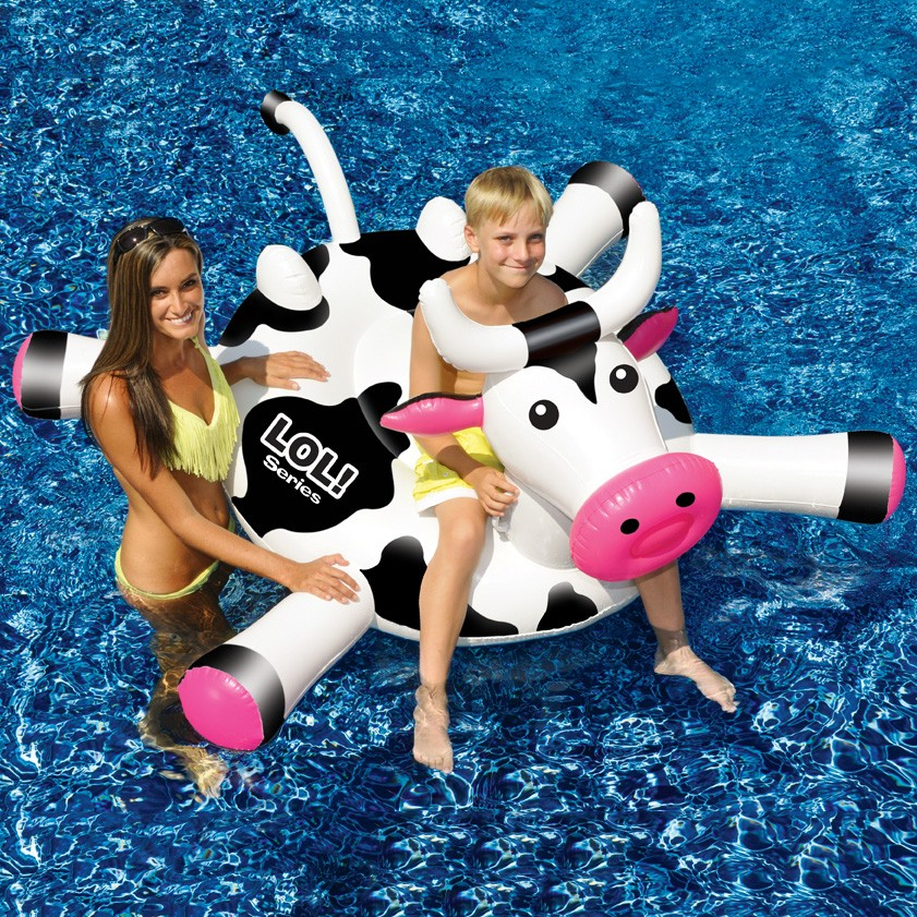 George Cow Floats | Le Float