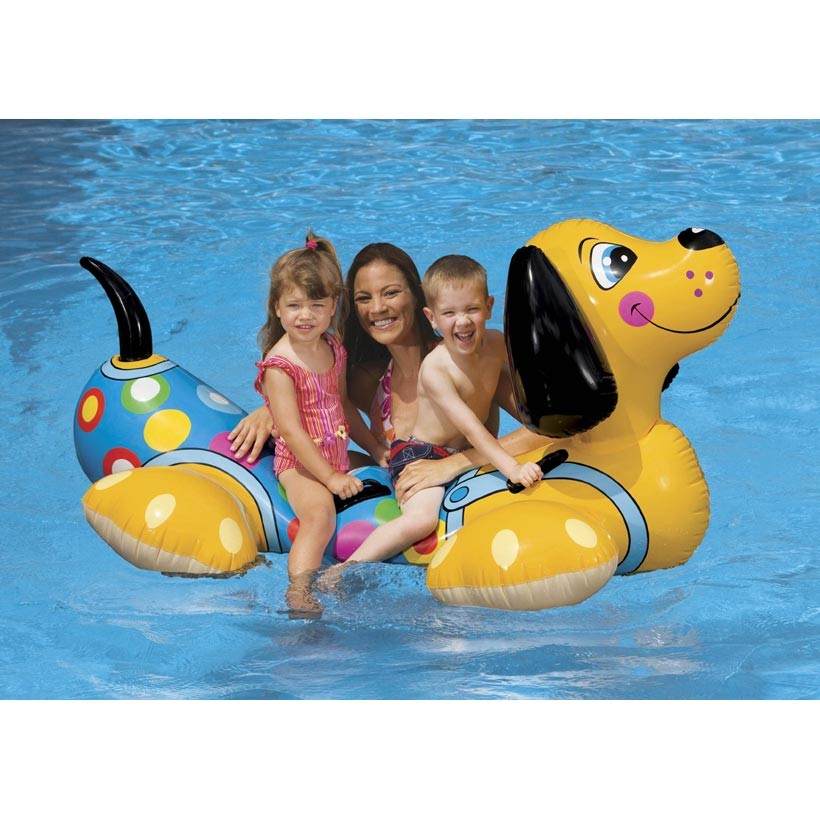 Puppy Dog Ride-On Floats | Le Float - Sewa menyewa jadi lebih mudah di Spotsewa