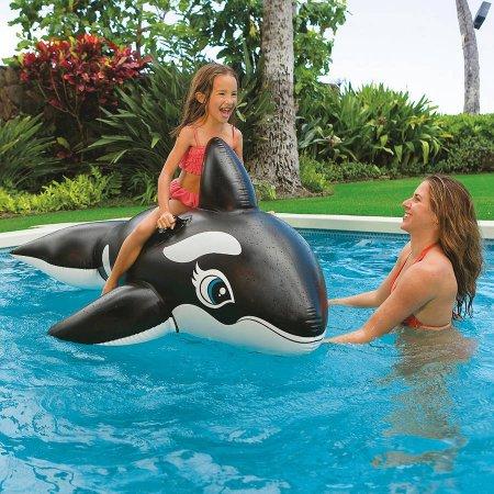 Giant Black Whale Floats | Le Float