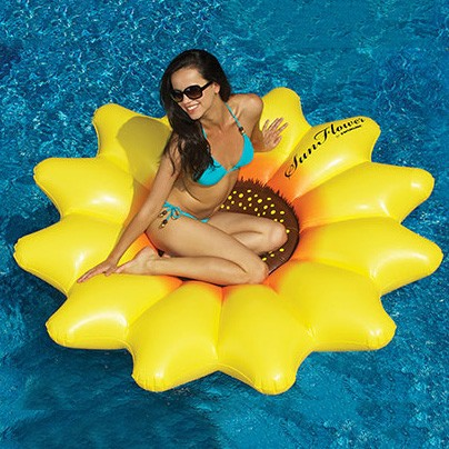 Sun Flower Yellow Floats | Le Float
