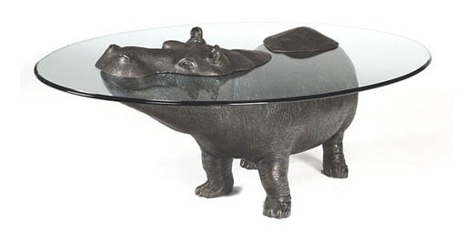 Meja unik kuda nil | Toko Kuda Terbang Tinggi - Sewa menyewa jadi lebih mudah di Spotsewa