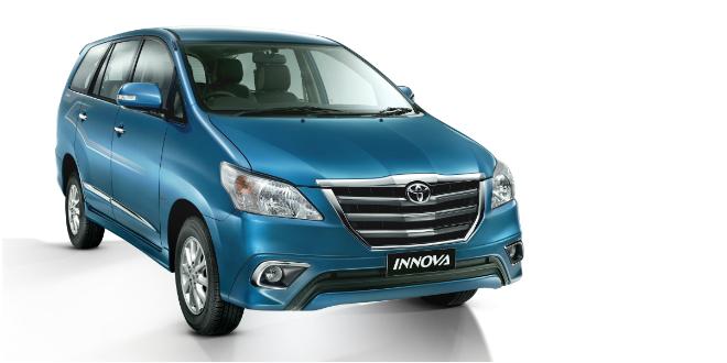 Toyota Innova Automatic | Dian Car Bali - Sewa menyewa jadi lebih mudah di Spotsewa