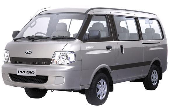 Minibus KIA Pregio Bali | Dian Car Bali - Sewa menyewa jadi lebih mudah di Spotsewa