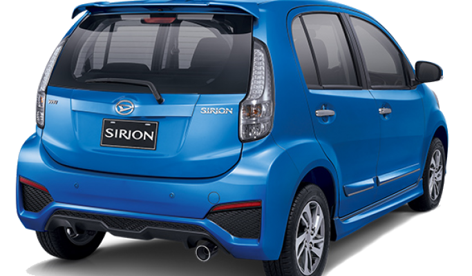 Daihatsu Sirion Manual | Dian Car Bali