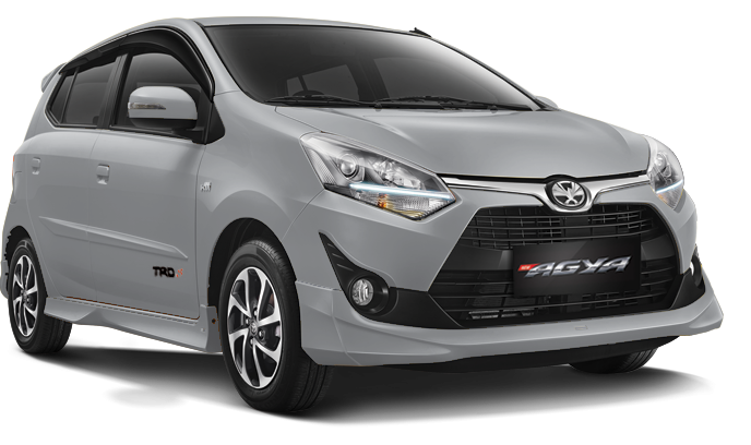 Toyota Agya Manual | Dian Car Bali