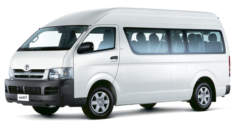Minibus Toyota Hiace Bali | Dian Car Bali - Sewa menyewa jadi lebih mudah di Spotsewa