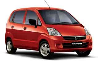Suzuki Karimun Estilo Manual | Dian Car Bali - Sewa menyewa jadi lebih mudah di Spotsewa
