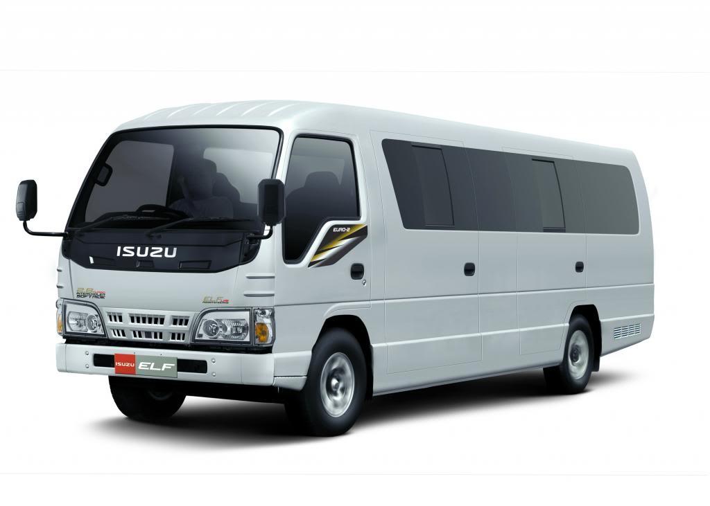 Minibus Isuzu Elf Long Bali | Dian Car Bali - Sewa menyewa jadi lebih mudah di Spotsewa