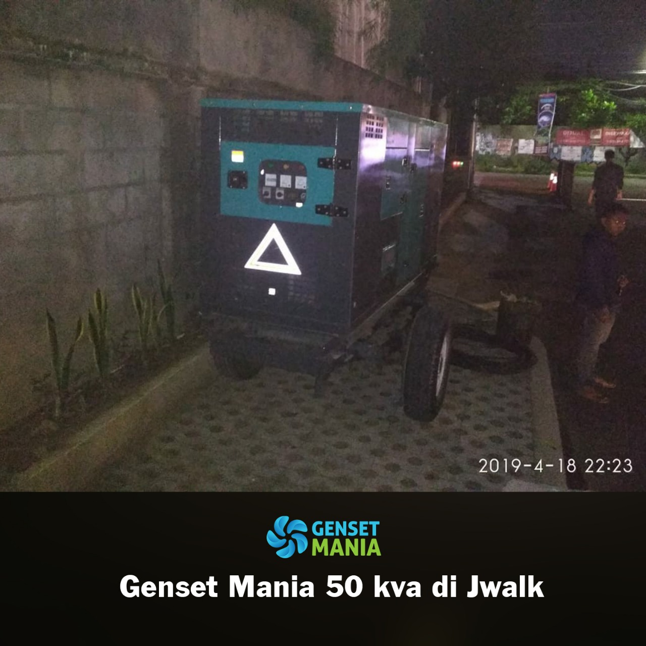 Genset Proyek New International Yogyakarta Airport | GENSETMANIA SEWA GENSET JOGJA - Sewa menyewa jadi lebih mudah di Spotsewa