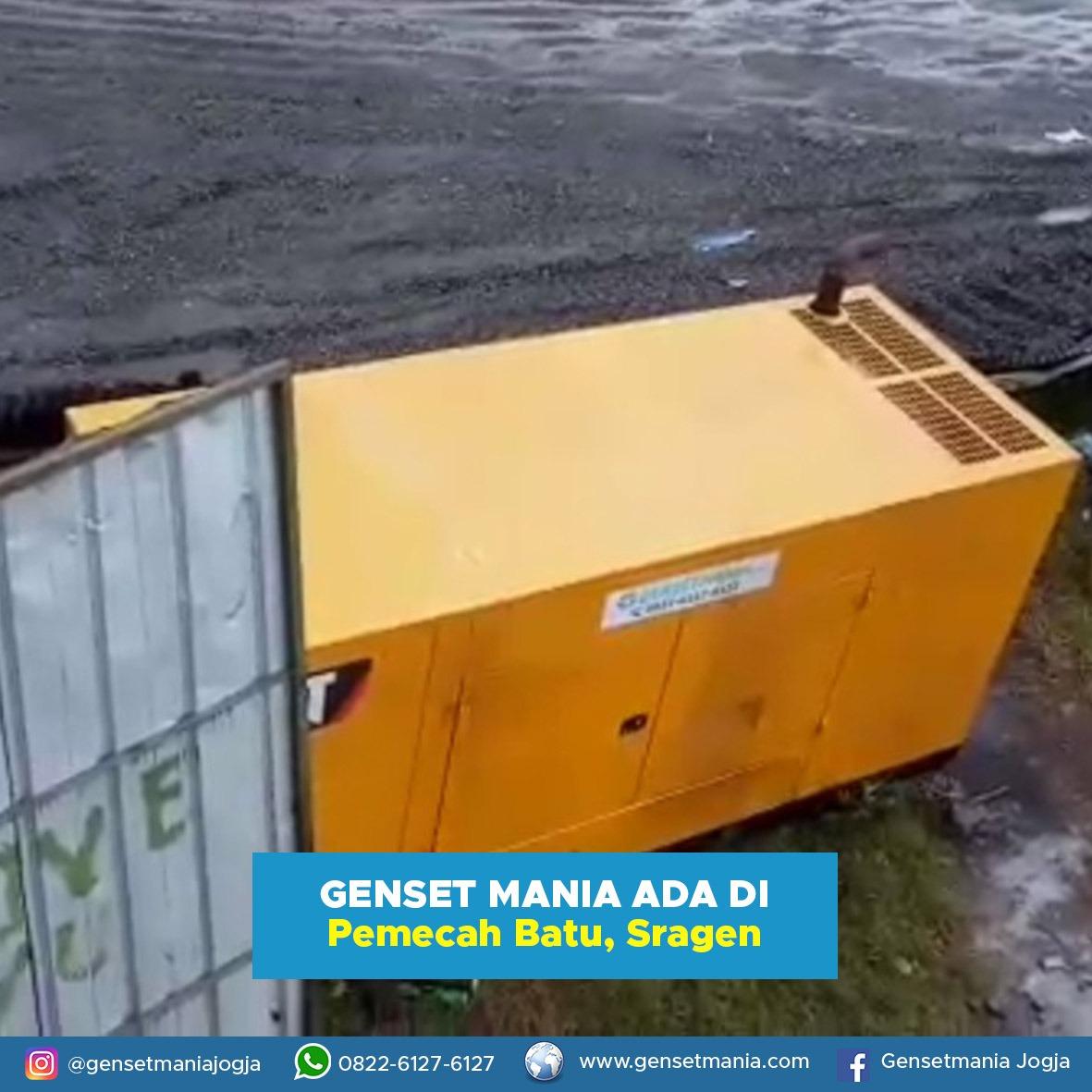 Genset Pembangunan Bandara Kulon Progo   GENSETMANIA SEWA GENSET JOGJA - Sewa menyewa jadi lebih mudah di Spotsewa