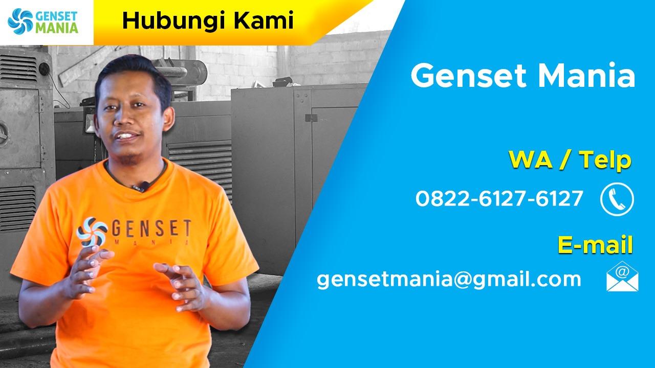 Genset Proyek Tol 10Kva-500Kva Jogja Jawa Tengah | GENSETMANIA SEWA GENSET JOGJA - Sewa menyewa jadi lebih mudah di Spotsewa