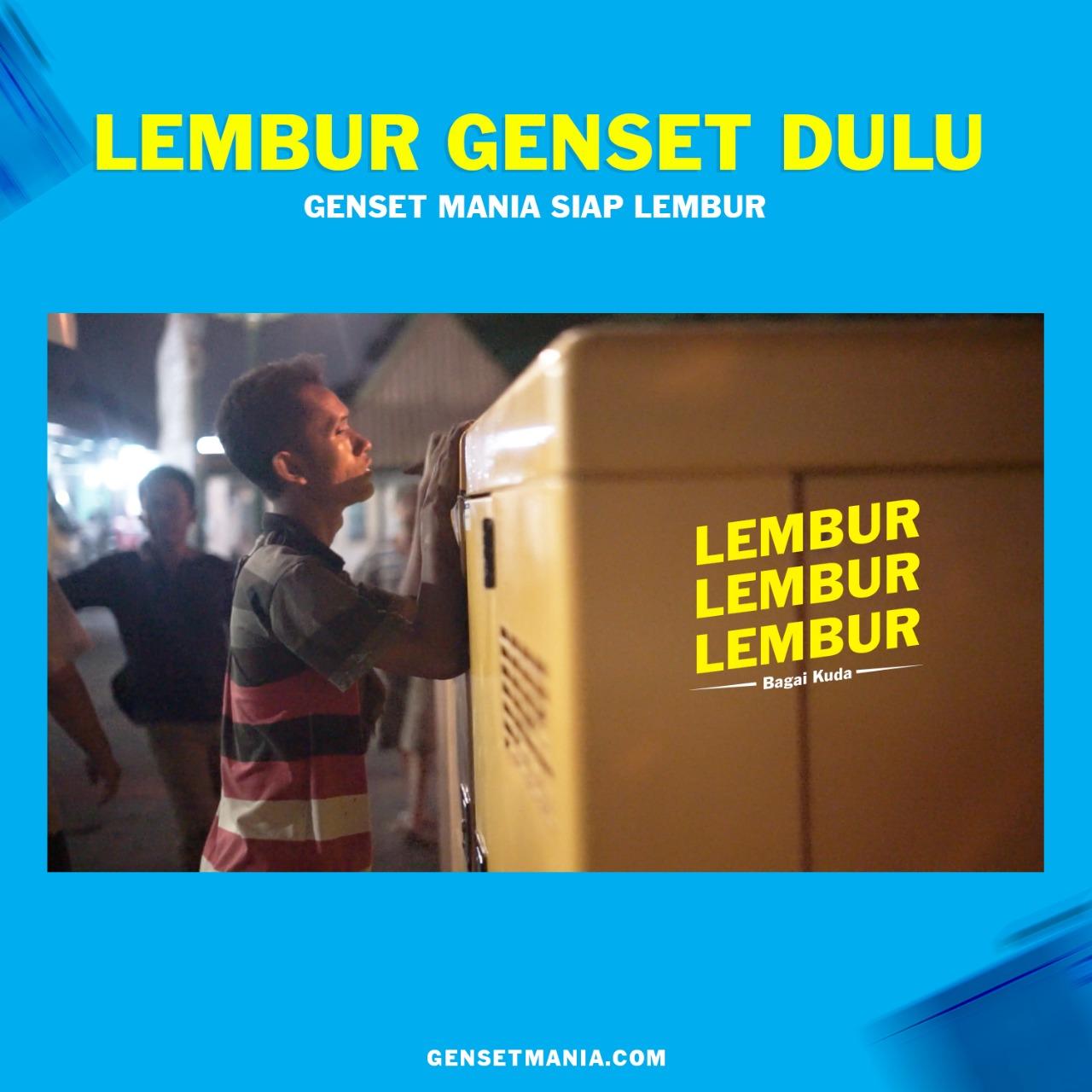 genset 10kva - 250kva Jogja Bantul Purbalingga | GENSETMANIA SEWA GENSET JOGJA - Sewa menyewa jadi lebih mudah di Spotsewa
