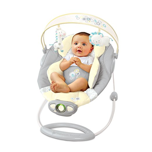 Bright Starts Ingenuity Automatic Bouncer | Spotsewa