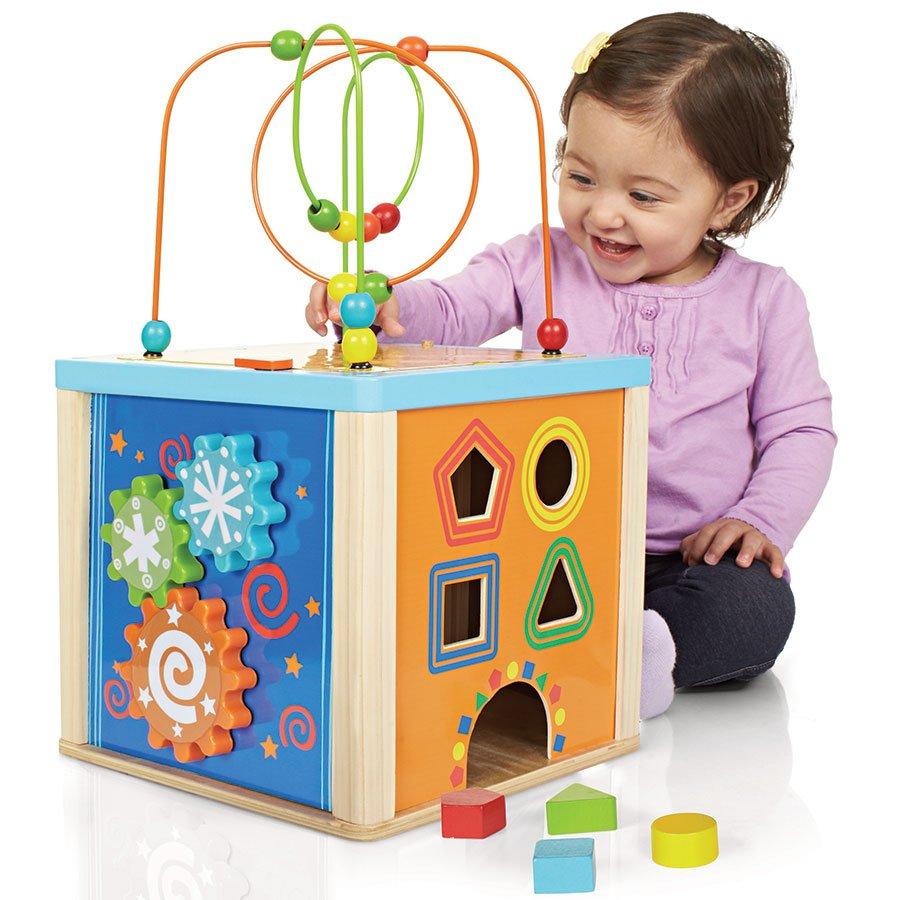 Sewa ToysRUs Imaginarium 5 Way Activity Cube di toko Spotsewa daerah Jakarta Selatan, DKI Jakarta - Sewa menyewa jadi lebih mudah di Spotsewa