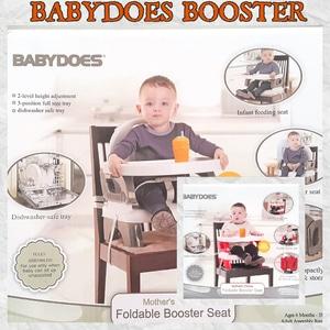 Babydoes Foldable Booster Seat | Spotsewa