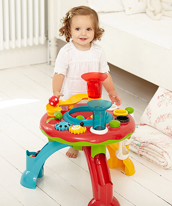 ELC Light and Sounds Activity Table | Spotsewa