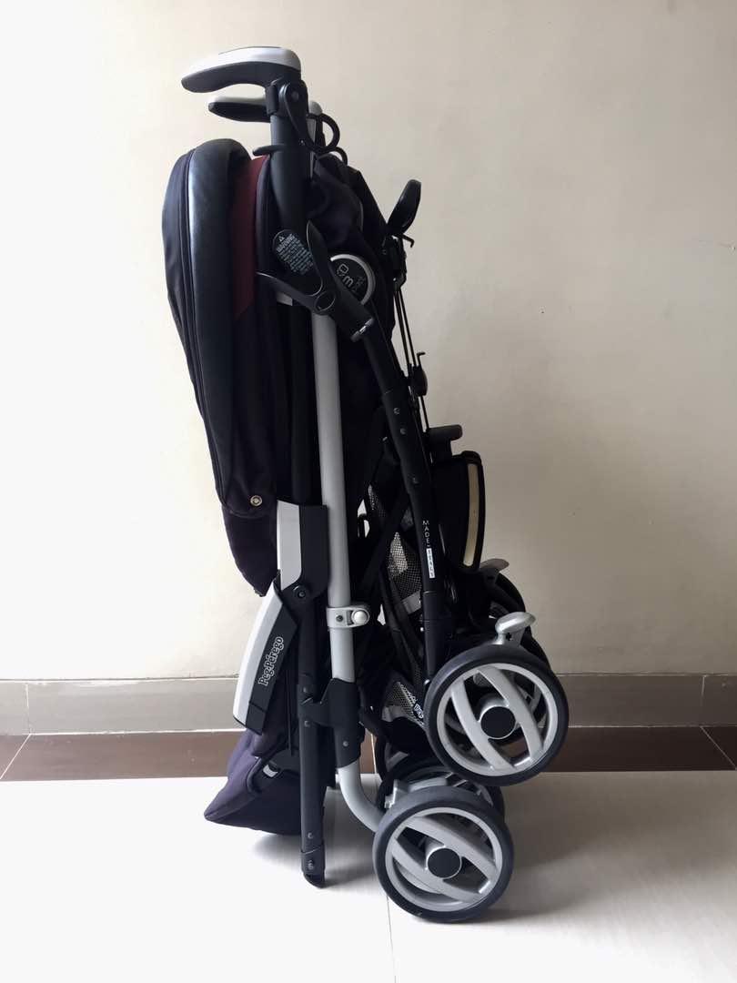 Stroller Peg Perego Pliko Mini | Spotsewa