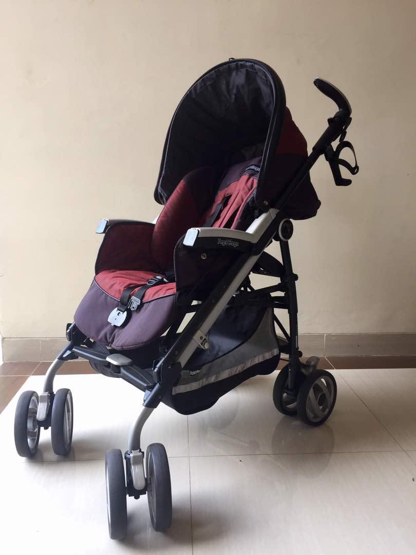 Stroller Peg Perego Pliko Mini | Spotsewa - Sewa menyewa jadi lebih mudah di Spotsewa
