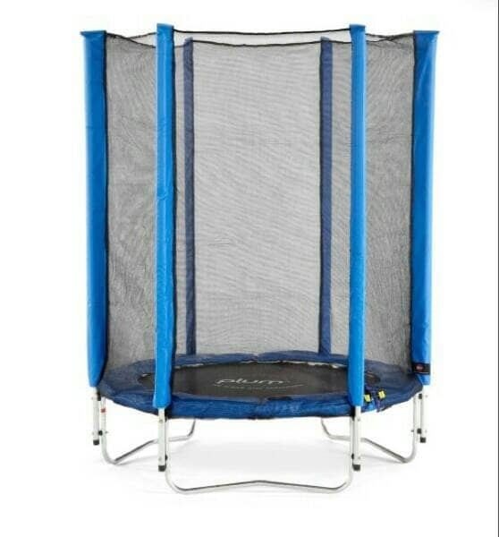 Junior Trampolin anak portable plum  | Spotsewa
