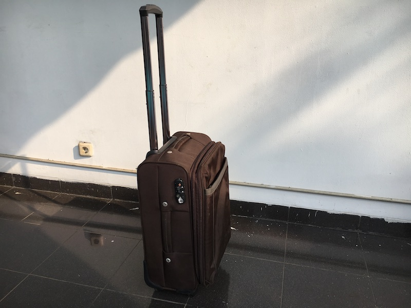 Koper 20 inch Small (Cabin Luggage) | Spotsewa - Sewa menyewa jadi lebih mudah di Spotsewa
