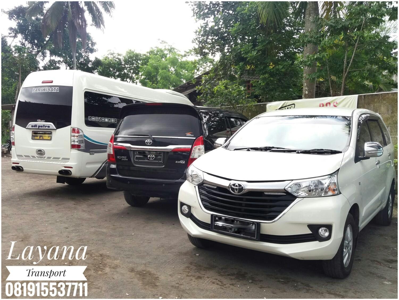 Layana Transport Mobil Wisata di Jogja Murah | Layana Transport - Sewa menyewa jadi lebih mudah di Spotsewa