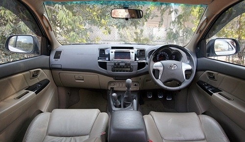 Toyota Fortuner 2014 | Rons Car