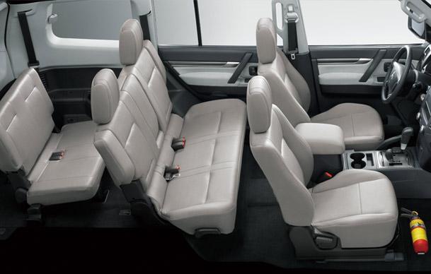 Mitsubishi Pajero Sport 2010 | Rons Car