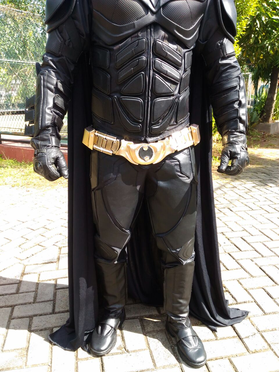 Kostum Batman The Dark Knight | Adhie Rental