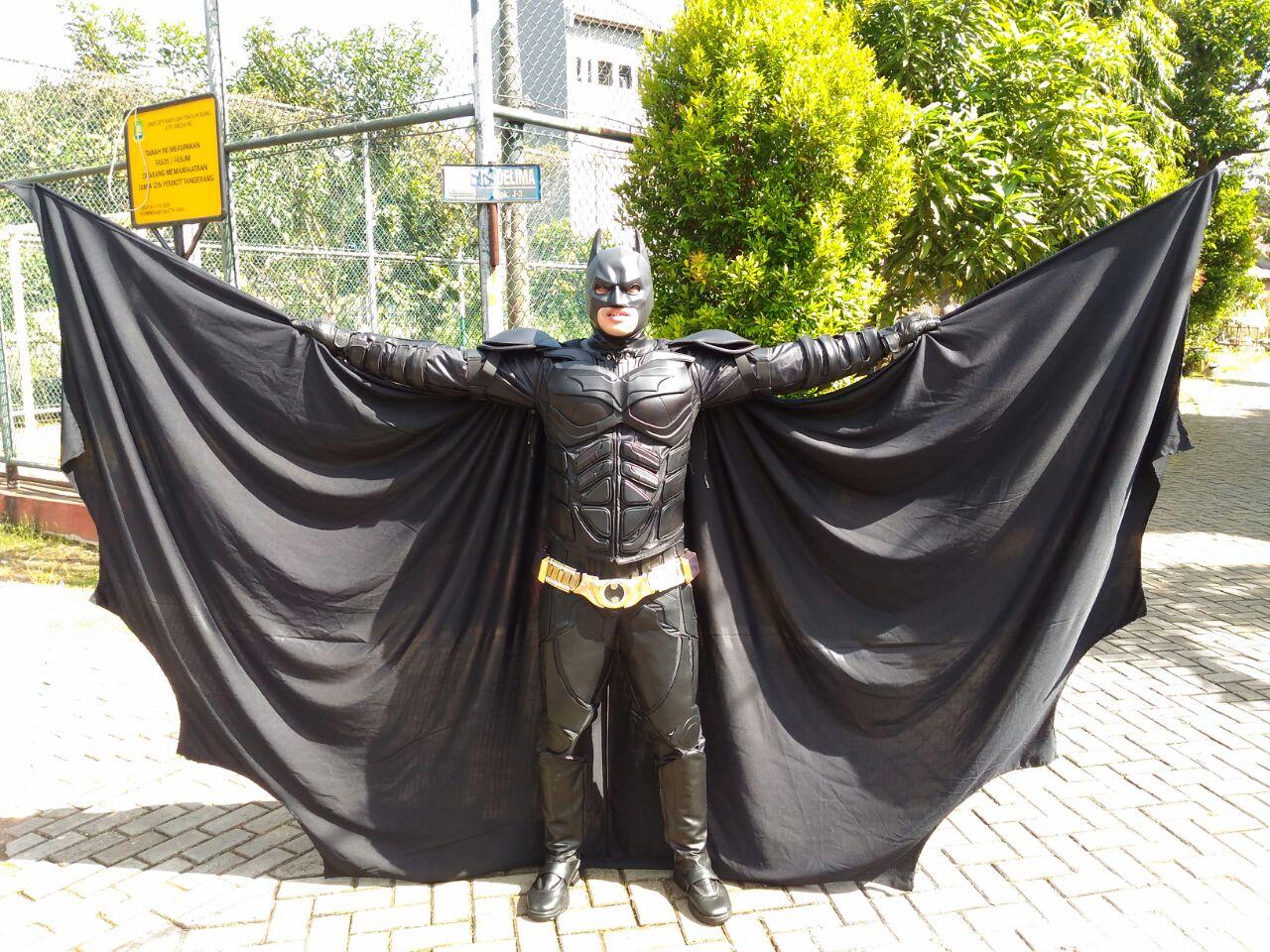 Kostum Batman The Dark Knight | Adhie Rental - Sewa menyewa jadi lebih mudah di Spotsewa