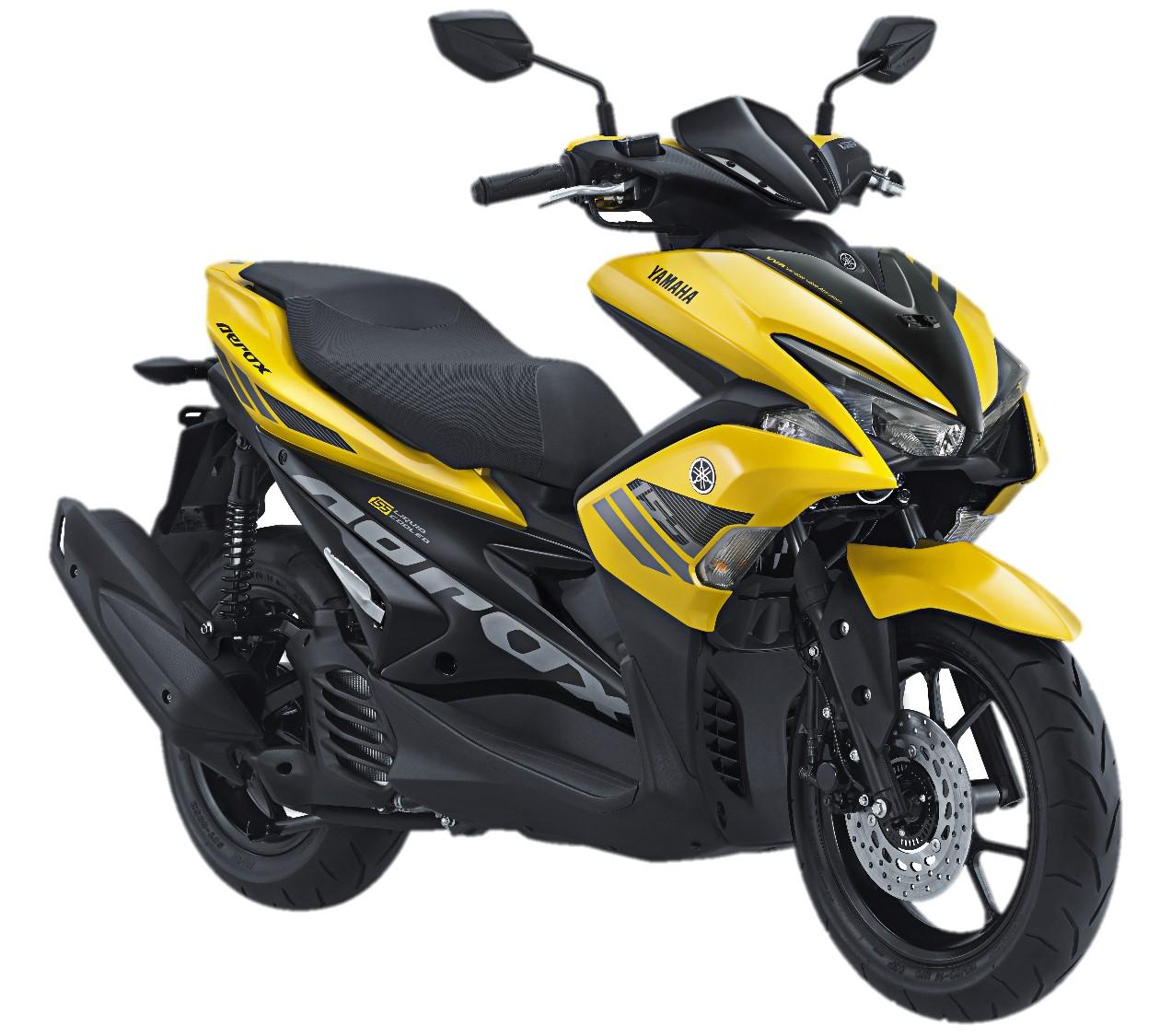 Yamaha AEROX 155 | Rental BD PS4 Motor HT - Sewa menyewa jadi lebih mudah di Spotsewa