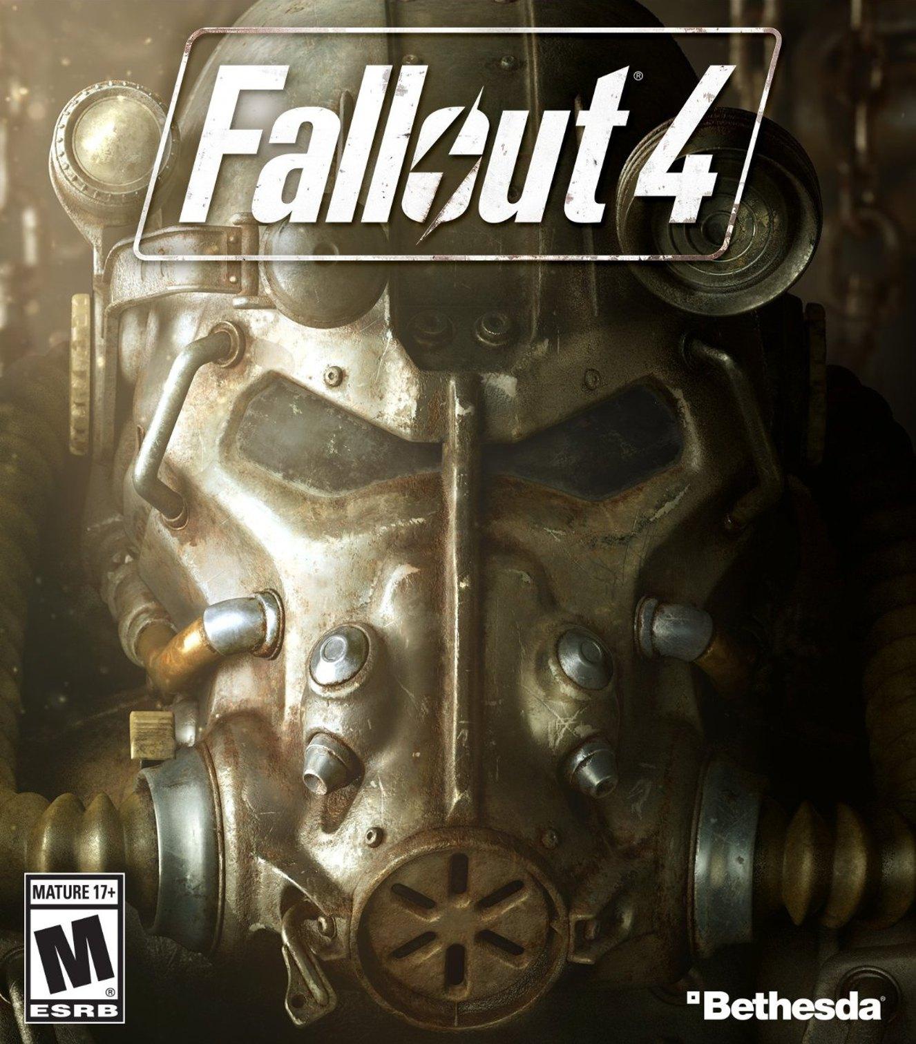 Fallout 4 - Bethesda | Rental BD PS4 Motor HT - Sewa menyewa jadi lebih mudah di Spotsewa