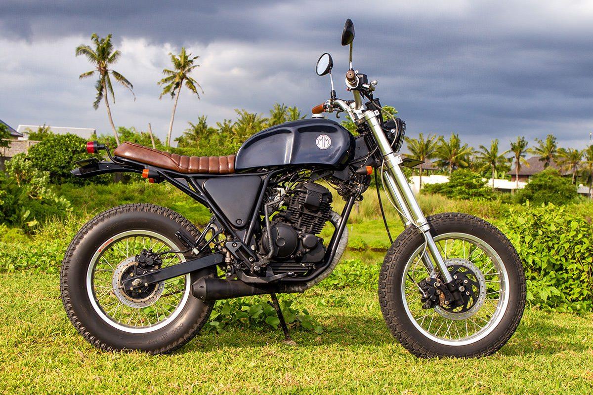 Motor Custom MM25 | Malamadre Motorcycles - Sewa menyewa jadi lebih mudah di Spotsewa