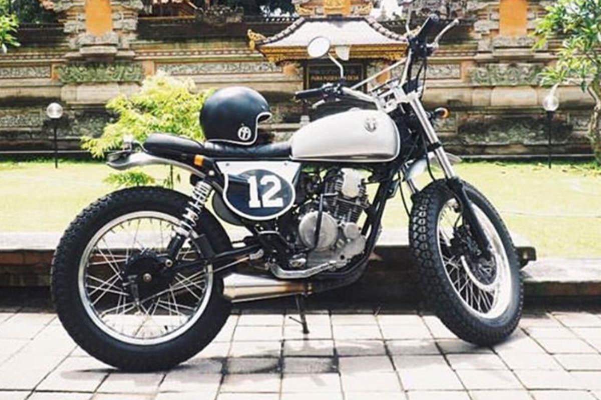 Motor Custom MM12 | Malamadre Motorcycles - Sewa menyewa jadi lebih mudah di Spotsewa