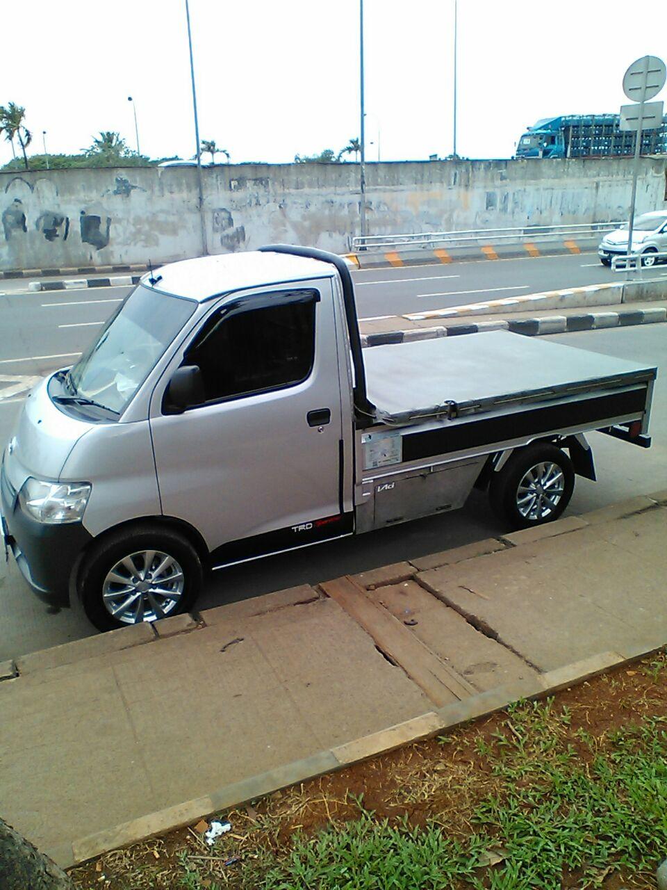 Pickup Gran Max 2014 | Didi Pickup - Sewa menyewa jadi lebih mudah di Spotsewa