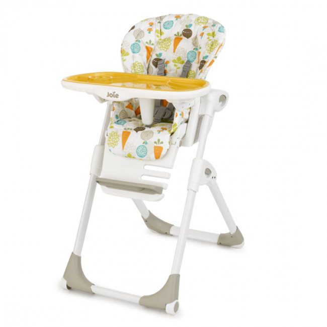 High Chair - Joie Mimzy Happy Carrot | Smiley Baby Toys - Sewa menyewa jadi lebih mudah di Spotsewa