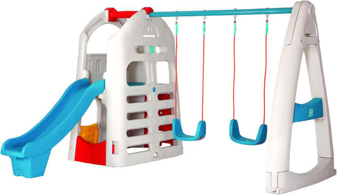 Lerado Mini Playground | Smiley Baby Toys