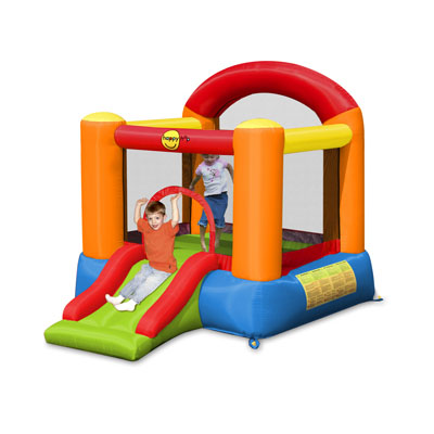 Happy Hop The Multicolor Arch & Slide | Smiley Baby Toys - Sewa menyewa jadi lebih mudah di Spotsewa